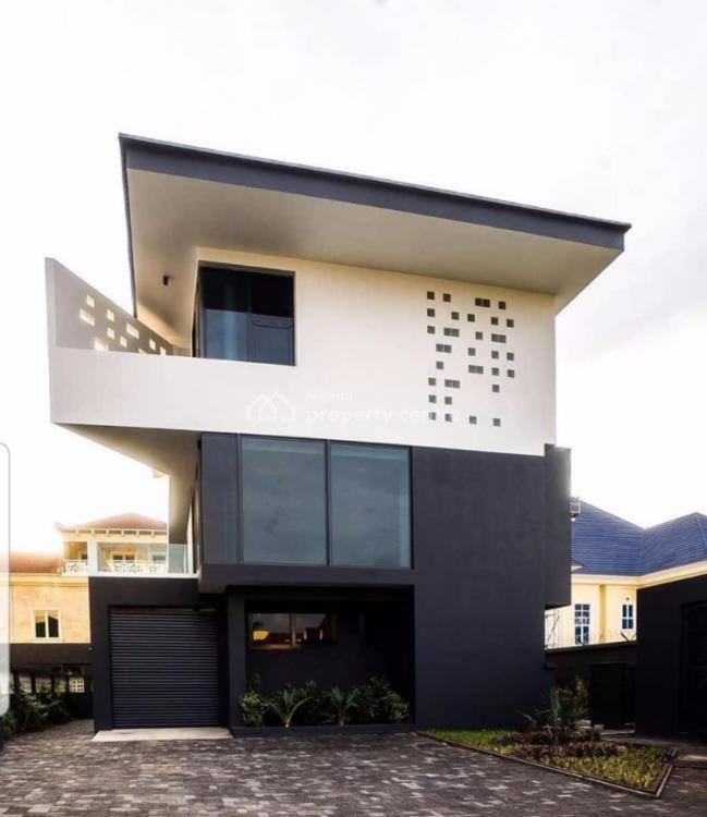 a Modern 4bedroom Fully Detached Duplex with 2 Room Bq, Banana Island, Ikoyi, Lagos, Detached Duplex for Sale