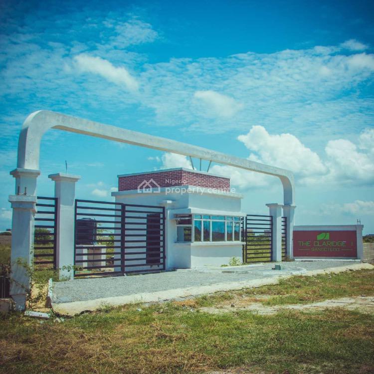 Land, Claridge Estate, Sangotedo, Ajah, Lagos, Residential Land for Sale