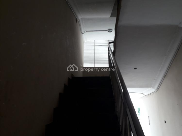 a Carcass 3 Bedroom Flat All Rooms Ensuite with 24 Hour Electricity, Horizon Ii Estate, Off Meadow Hall School, Lekki Phase 1, Lekki, Lagos, Flat for Sale