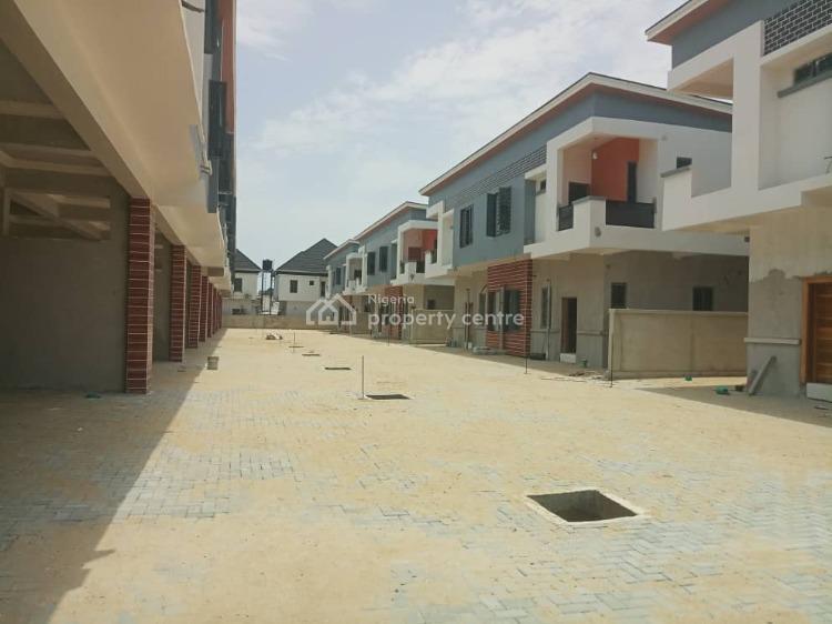 Newly Built 4 Bedroom Duplex, Edens Court, Chevron Drive, Lekki, Lagos, Detached Duplex for Sale