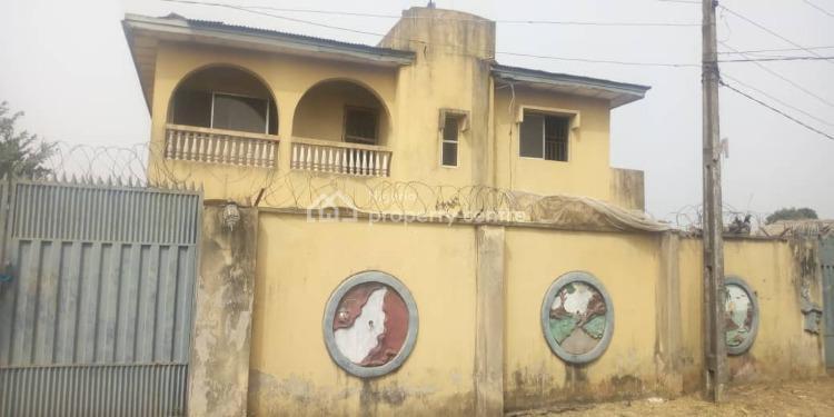 Well Maintained 4 Nos of 3 Bedroom Each, Akasoleri By Sabo, Ikorodu, Lagos, Block of Flats for Sale