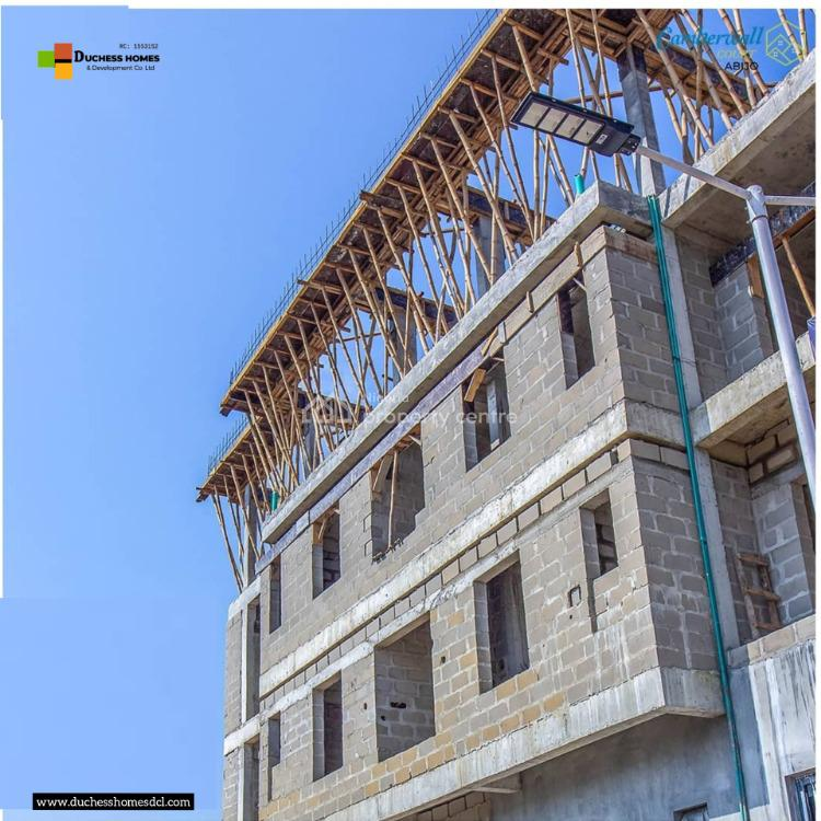 Buy 3 Bedroom Terrace Duplex with Bq and C of O, Abijo G R a, Abijo, Lekki, Lagos, Terraced Duplex for Sale