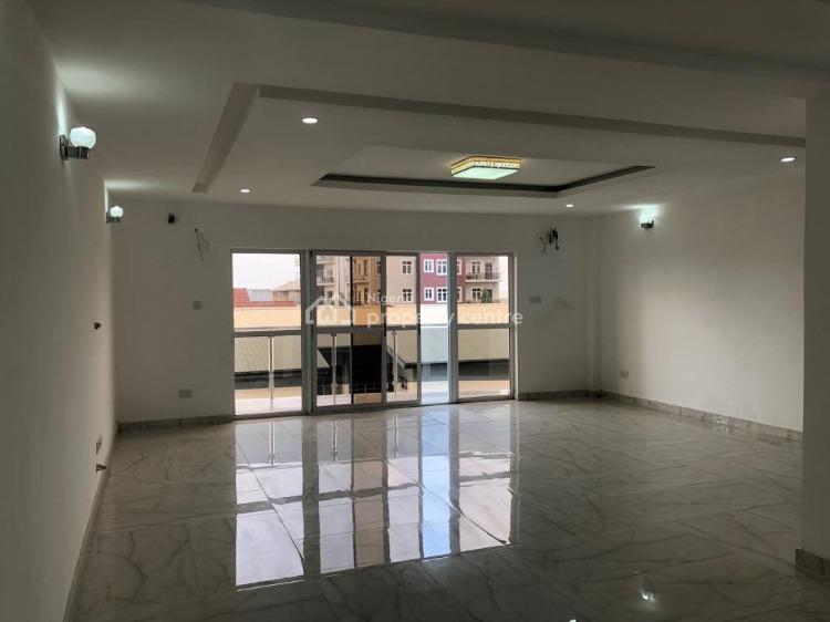 Brand New and Luxurious Built 3 Bedroom Service Apartment, Off Ajose Adeogun, Victoria Island Extension, Victoria Island (vi), Lagos, Flat for Rent
