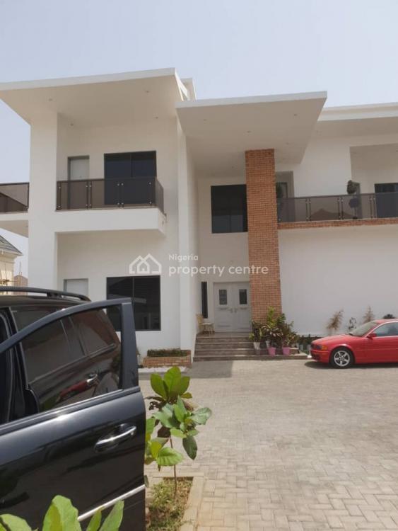7 Bedroom Mansionette, Guzape District, Abuja, Detached Duplex for Sale