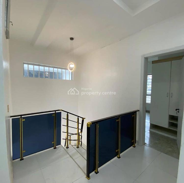 Lovely 4 Bedroom Semi Detached Duplex, Chevron, Lekki, Lagos, Semi-detached Duplex for Sale