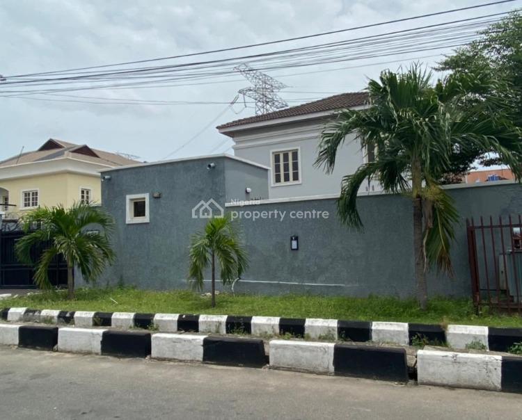 Luxury 4 Bedroom Terrace Duplex, Osborne Foreshore Phase 2, Osborne, Ikoyi, Lagos, Terraced Duplex for Sale