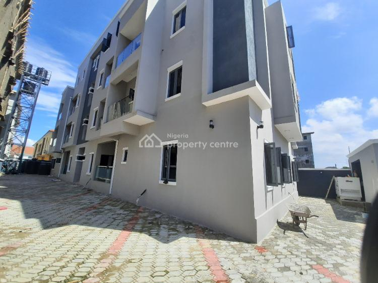 3 Bedroom Fully Service Apartment with Bq, Off Ikate Road., Ikate Elegushi, Lekki, Lagos, Flat for Rent