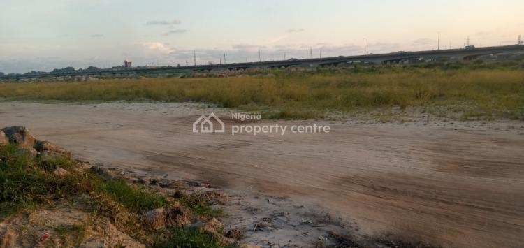 Expanse of Land Measuring Seven Hectares, Oworosoki By 3rd Mainland, Ifako, Gbagada, Lagos, Mixed-use Land for Sale