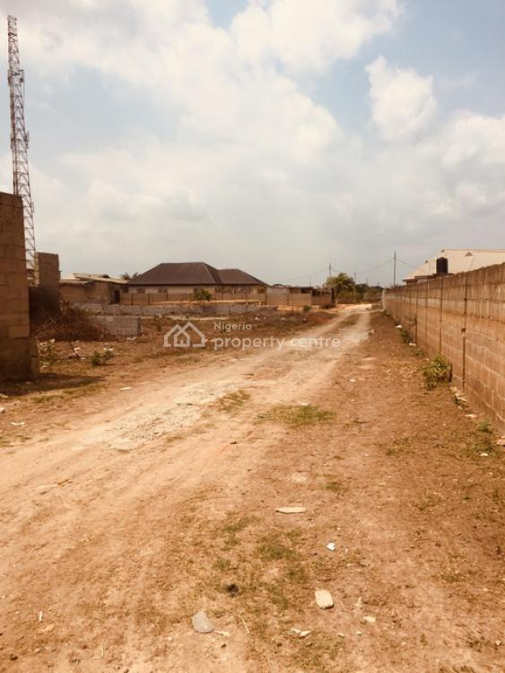4 Plots of Land Fenced Round with Gate, Banku Near, Opic, Isheri North, Lagos, Residential Land for Sale