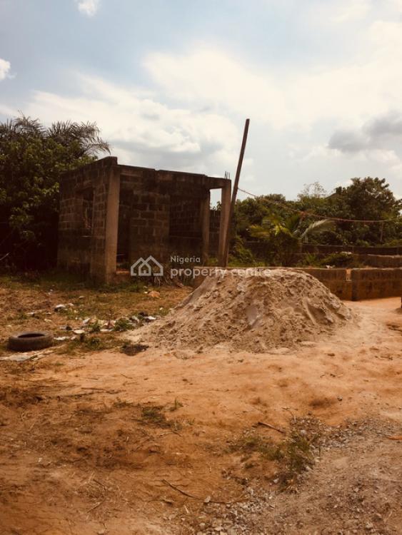 Half Plot of Land, Mokore Near Arepo, Berger, Arepo, Ogun, Residential Land for Sale