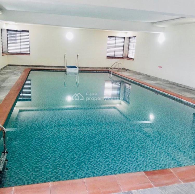 Tastefully Finished and Serviced 3bedroom Flat with S/pool, Elevator,, Lekki Phase 1, Lekki, Lagos, Block of Flats for Sale