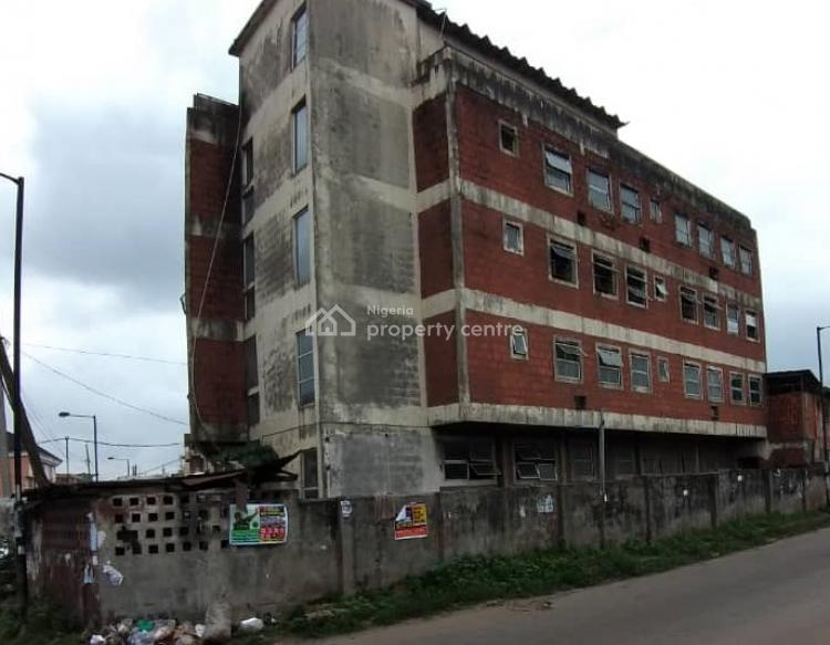 Non-functioning Hospital on 4 Floors with 20 Rooms on 700sqm, Ilupeju Estate, Ilupeju, Lagos, Office Space for Sale