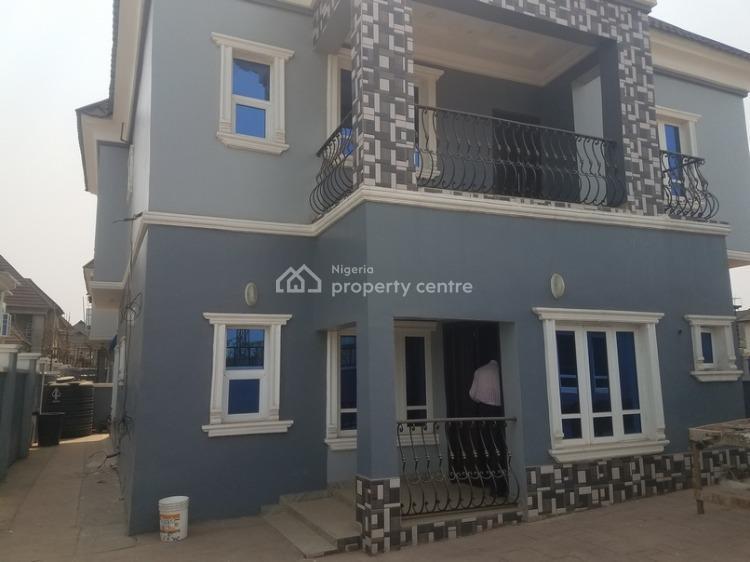 5 Bedroom Fully Detached Duplex with a Bq, G.f Estate Near, Gra, Magodo, Lagos, Detached Duplex for Sale