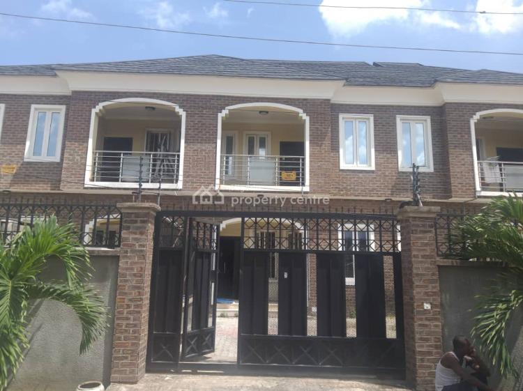 Exquisitely Built 4 Bedroom Terrace Duplex All Rooms Ensuite, G.r.a, Gbagada Phase 2, Gbagada, Lagos, Terraced Duplex for Rent