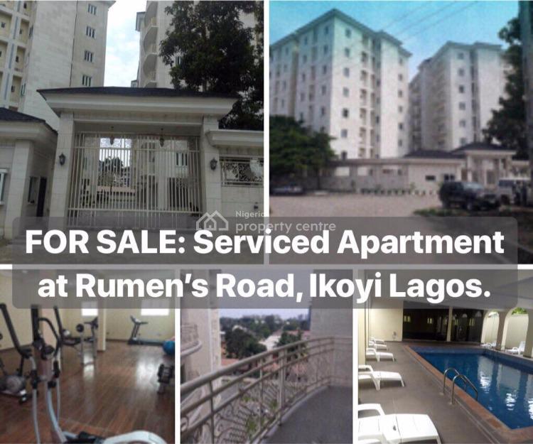 4 Bedroom Flat, Kingswey Road, Ikoyi, Lagos, Flat for Sale