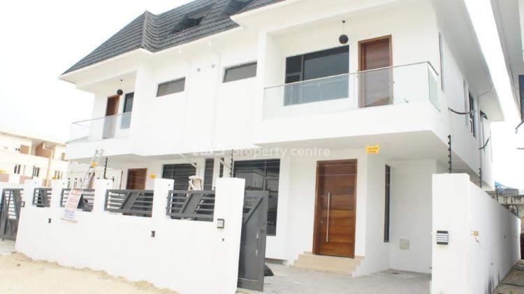 Luxury 4 Bedroom Semi Detached with Excellent Amenities, Lekki, Lagos, House for Sale