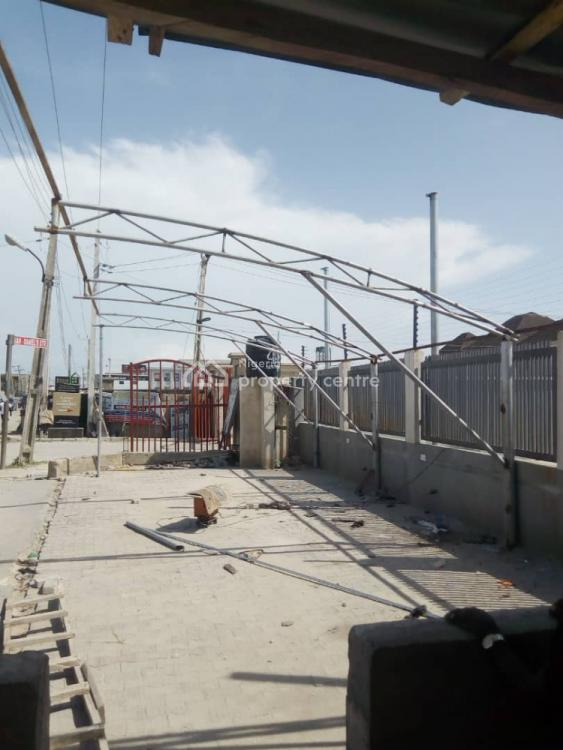 Car Wash Space in a Very Good Area, Lekki Phase 2, Lekki, Lagos, Shop for Rent