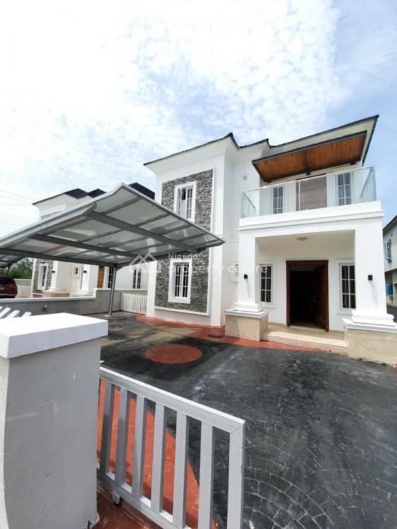 Brand New 5 Bedroom Detached House, By Megamomd Estate, Ikota, Lekki, Lagos, Detached Duplex for Sale