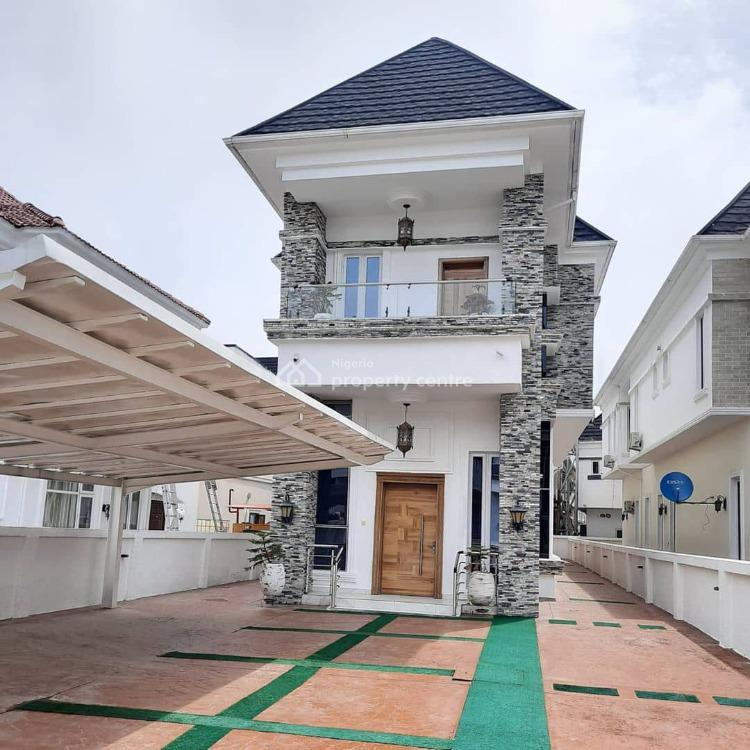 Luxury 5 Bedroom Detached Duplex with Excellent Facilities, Megamond Estate, Ikota, Lekki, Lagos, Detached Duplex for Sale