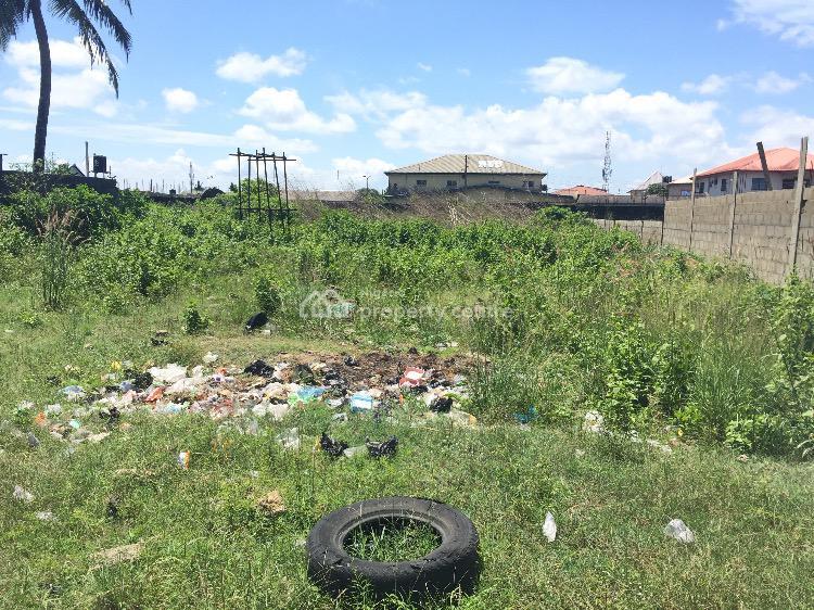 Fenced 2 and Half Plots of Land Facing, Lekki-epe Expressway, Ibeju Lekki, Lagos, Commercial Land for Sale