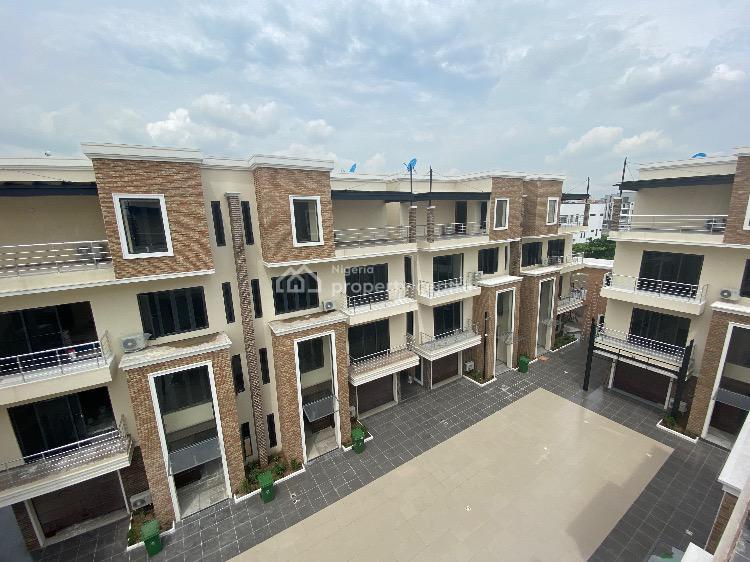 Luxury 5 Bedroom Terrace with Lift, Mojisola Onikoyi, Banana Island, Ikoyi, Lagos, Terraced Duplex for Sale