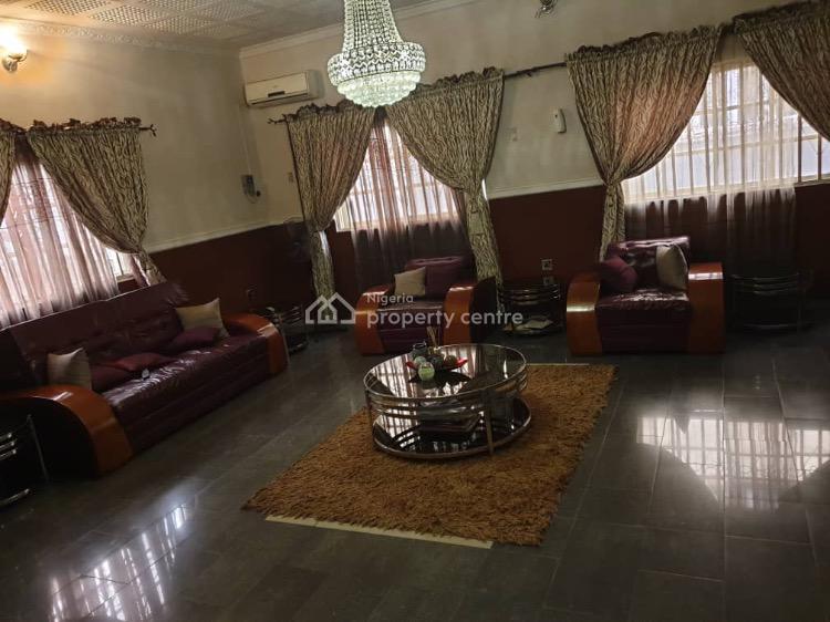 Massive 5 Bedroom Detached House, Furnished., Journalist Estate Phase 2, Berger, Arepo, Ogun, Detached Duplex for Sale