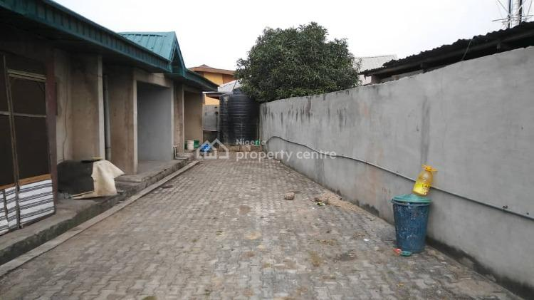 Well Located 7 Bedroom Detached House with 3 Nos Bq on 3240sqm of Land, Ikorodu Road, Palmgrove Bus/stop, Palmgrove, Ilupeju, Lagos, Commercial Property for Rent