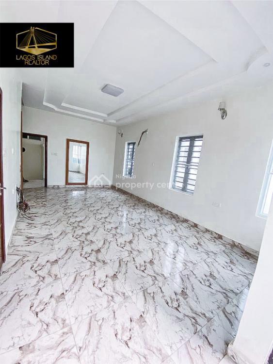 Exquisite 4 Bedroom Semi-detached Duplex with Inverter System, Off Orchid Road, Lafiaji, Lekki, Lagos, Semi-detached Duplex for Sale