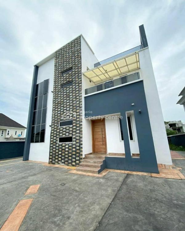 5 Bedroom Duplex, Osapa, Lekki, Lagos, Detached Duplex for Sale