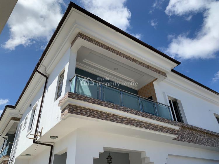 6 Bedroom Detached House with Bq, Lekki Phase 1, Lekki, Lagos, Detached Duplex for Sale