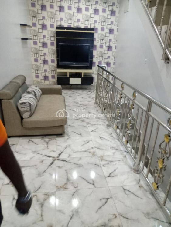 Newly Built 5 Bedroom Duplex with 2 Rooms Penthouse, Behind Bovas Oluyole Estate Ibadan, Ibadan, Oyo, Detached Duplex for Sale