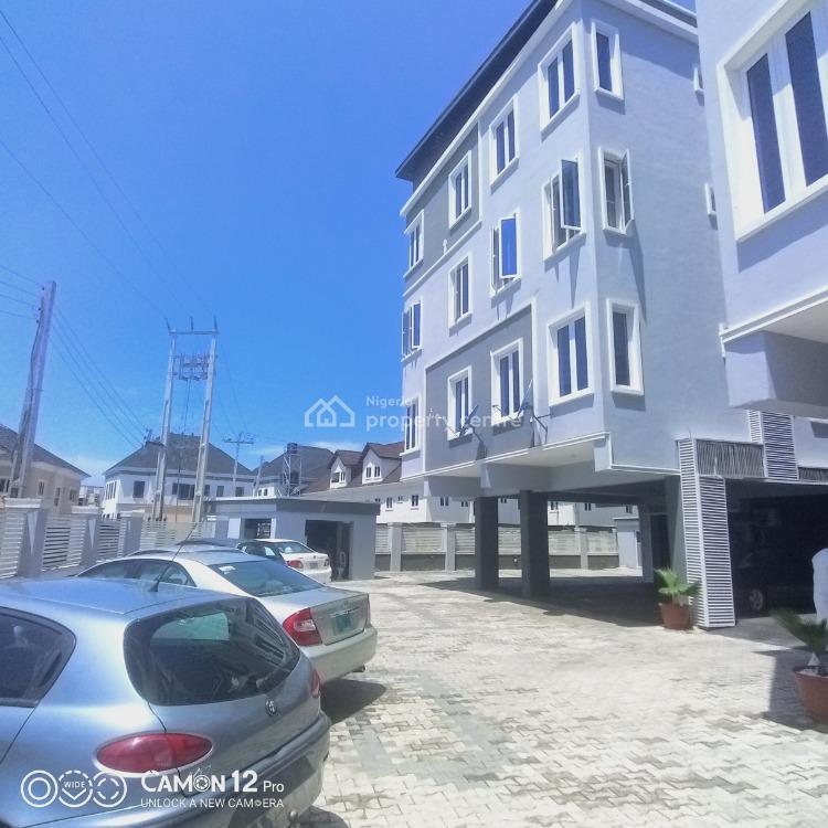 Luxury and Serviced 3 Bedroom Flats, Oral Estate, Ikota, Lekki, Lagos, Flat for Rent