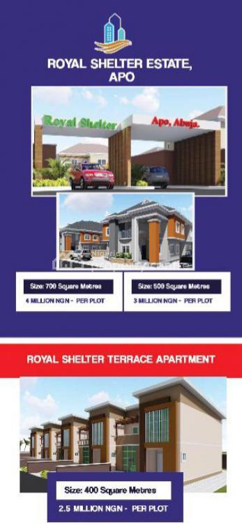 Land, Along Apo Kabusa Expressway, Apo, Abuja, Residential Land for Sale