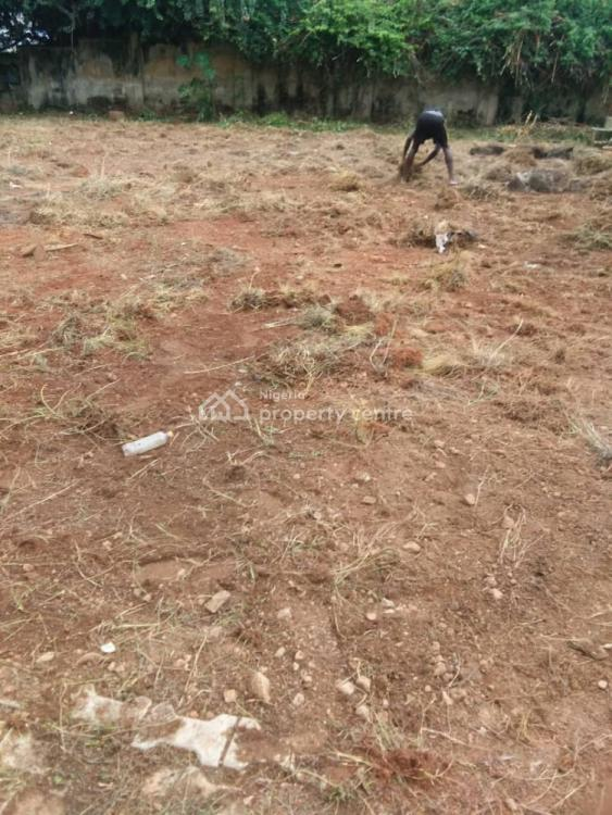 1200 Square Metres with a Bungalow, Asokoro District, Abuja, Residential Land for Sale