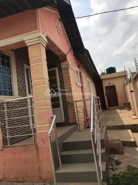 Very Spacious 3 Bedroom Bungalow in a Big Compound, Off Berger Express, Ojodu, Lagos, Detached Bungalow for Sale