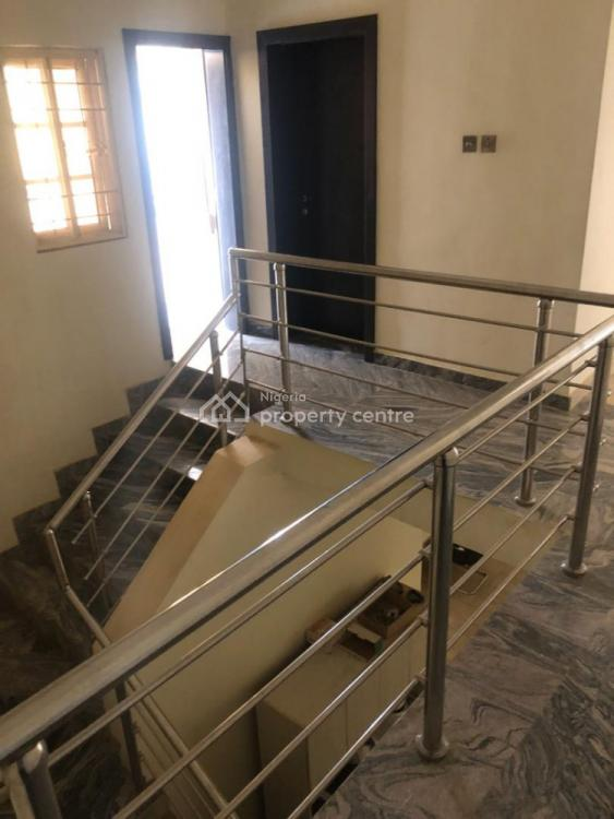 Luxury 4 Bedroom Duplex with Bq, Apo, Abuja, Semi-detached Duplex for Sale