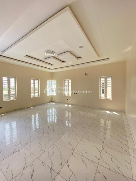 Eli Court; Luxury Finished 4 Bedroom Fully Detached Duplex with Bq, Chevron Alternative Drive, Lekki, Lagos, Detached Duplex for Sale