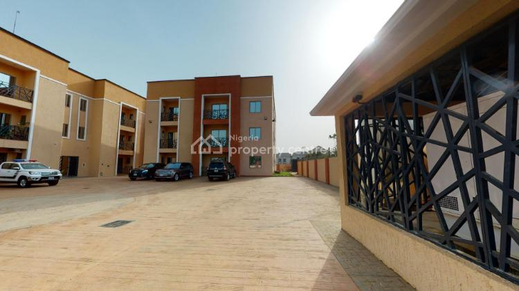 Luxury 3 Bedrooms Apartment with 1 Bq. Fully Fitted, Fully Serviced., Plot 860, Cadastral Zone C02, Life Camp, Abuja, Flat for Sale