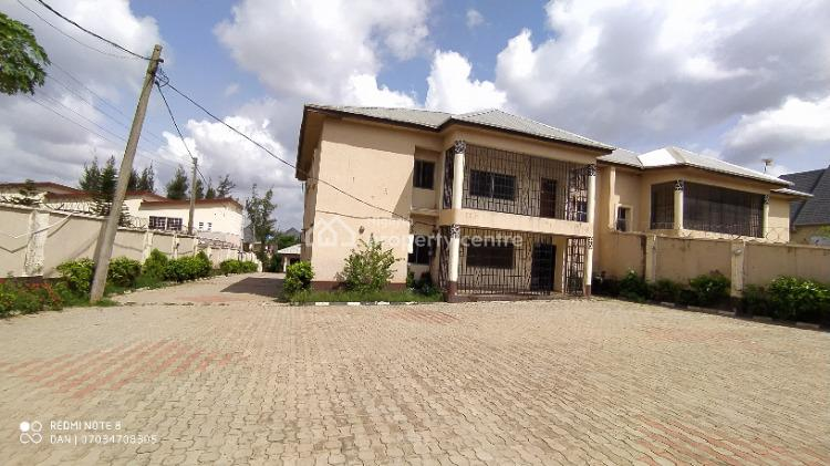 Luxurious 5 Bedrooms Fully Detached with 8 Rooms Boys Quarters, Along Federal Staff Hospital Setraco, Gwarinpa, Abuja, Detached Duplex for Rent