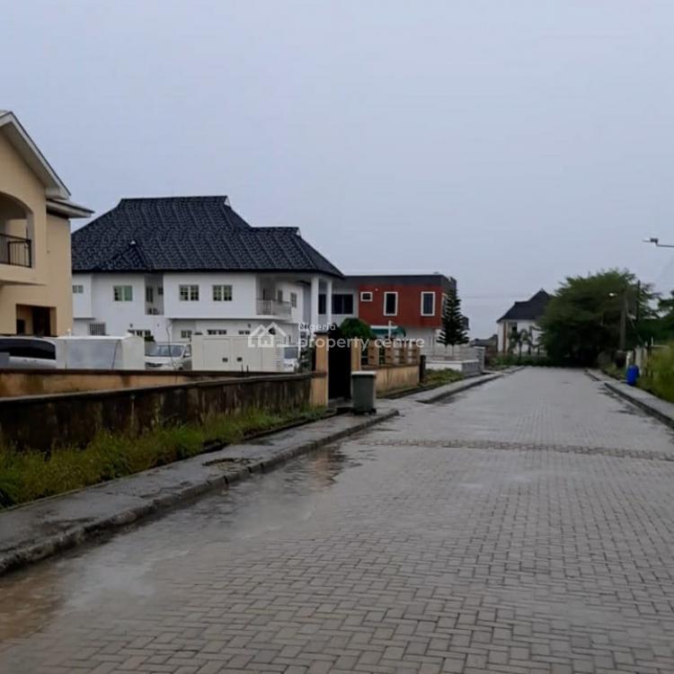 Luxury Plot in a Serviced Estate, Monastery Road, Sangotedo, Ajah, Lagos, Land for Sale