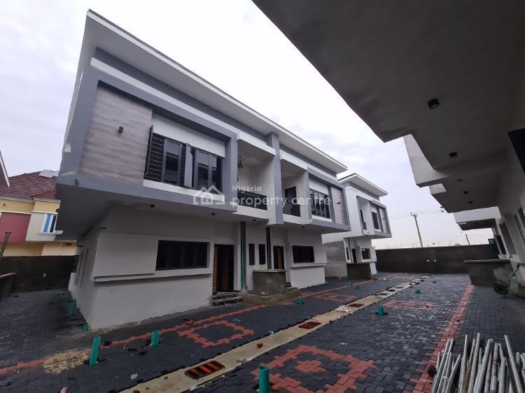 Brand New Superbly Finished 4 Bedroom Semi  Duplex, Ikota, Lekki, Lagos, Semi-detached Duplex for Sale