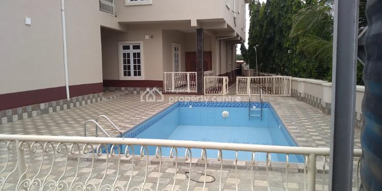 Luxury 5bedroom Duplex with Swimming Pool, Katampe Extension, Katampe, Abuja, Detached Duplex for Sale