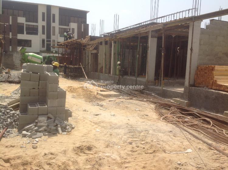 Comdale Place - 12 Unit of  4 Bedroom Terraced Maisonettes, Abisogun Street,, Oniru, Victoria Island (vi), Lagos, Terraced Duplex for Sale