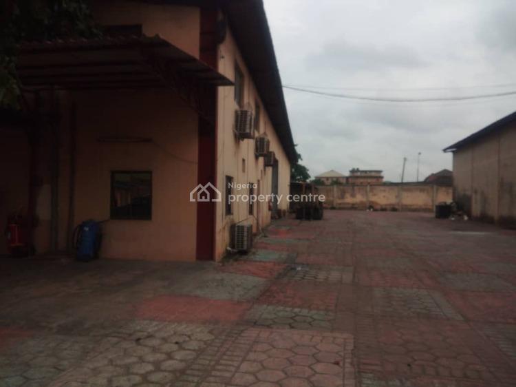 30,000sqft Warehouse, Matori Industrial Estate, Mushin, Matori, Oshodi, Lagos, Warehouse for Rent