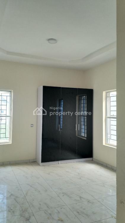 Luxury 4 Bedroom Maisonette Newly Built, Oral Estate, Behind Enyo Filling Station, 2nd Tollgate, Chevron, Lekki Expressway, Lekki, Lagos, Terraced Duplex for Sale
