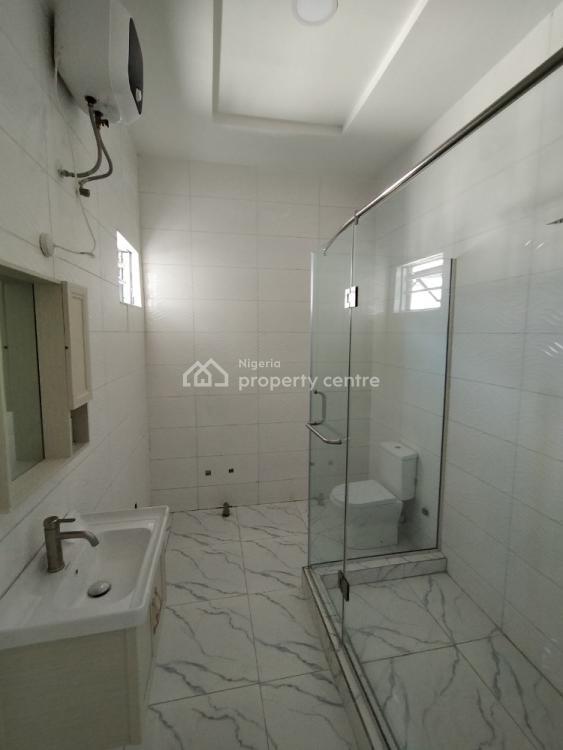 Tastefully Finished 4 Bedroom Terraced Duplexes, Orchid Road, Lafiaji, Lekki, Lagos, Terraced Duplex for Sale