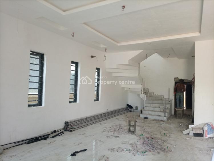 Newly Built 5 Bedroom Fully Detached Duplex and a Room Bq, Off Chevron Drive, Lekki, Lekki Expressway, Lekki, Lagos, Detached Duplex for Sale