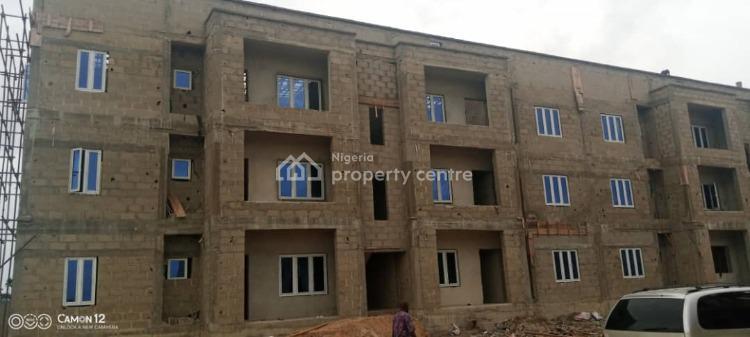 Newly Built Block of Flats, Off Monastery Road Behind Novare Mall, Sangotedo, Ajah, Lagos, Block of Flats for Sale