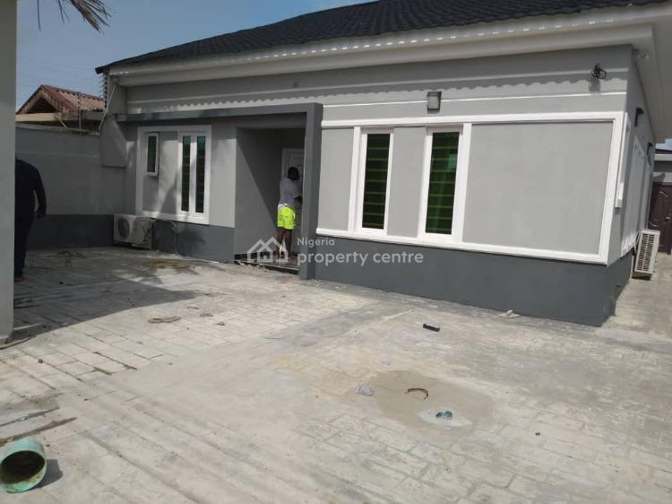 3 Bedroom Bungalow Furnished with Bq, Abraham Adesanya Estate., Ajah, Lagos, Semi-detached Bungalow for Sale