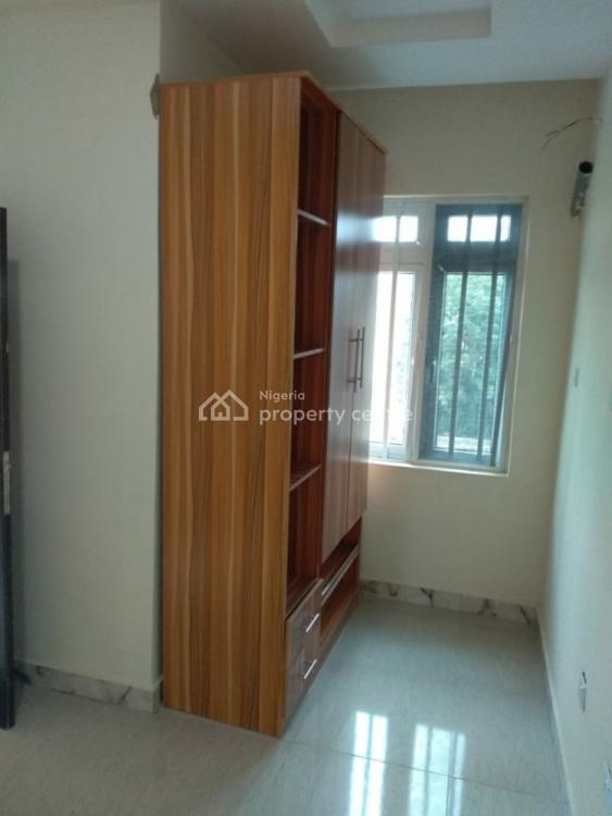 Newly Built Three (3) Bedrooms Apartments with Bq, Guzape District, Abuja, Flat for Rent